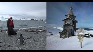 Russia S Top Religious Leader Performs Ancient Ritual In Antarctica Over Saudi Arabia S Mysterious
