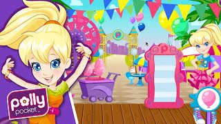 POLLY POCKET - A Day at the Carnival
