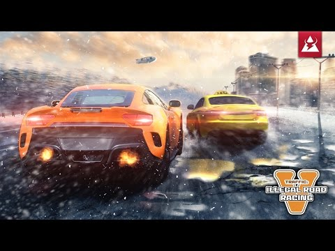 Traffic: Illegal & Fast Highway Racing 5 APK Cover