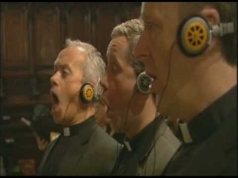 "The Priests perform ""Pie Jesu."" This video is from the upcoming DVD release ""The Priests Live at Armagh Cathedral."" DVD In Stores April 7, 2009."
