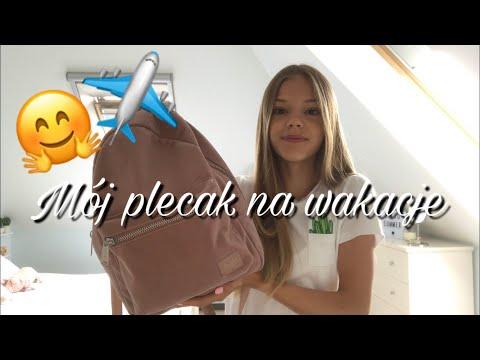 Pakuje Plecak Na Wakacje!❤️