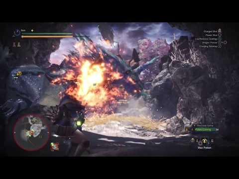 [MHW]Arch tempered kirin bow 3:38[no mantle]