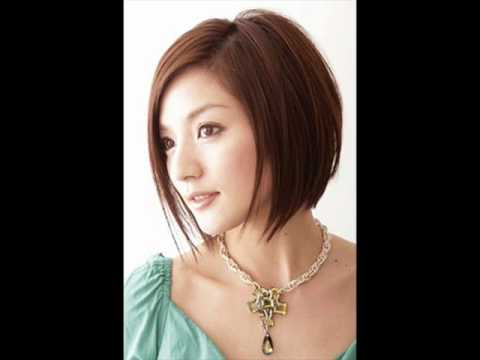New Asian Women Hairstyles 2012 Youtube