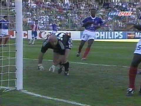 world cup france 1998 paraguay vs france