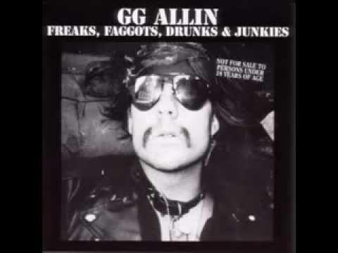 Gg Allin - Die When You Die