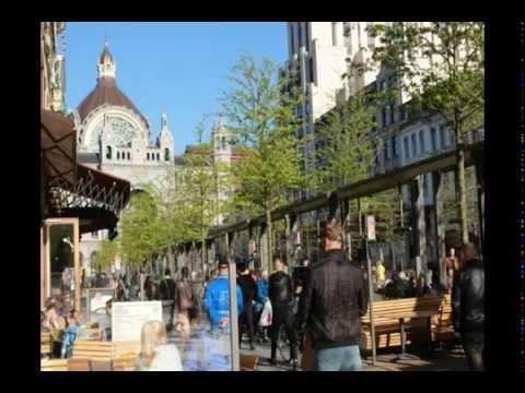 Exploring Antwerp