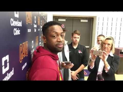 Dwyane Wade and Tyronn Lue talk Tristan Thompson's injury and the Cavaliers' losing streak | ESPN