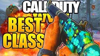 THIS NEW GUN MELTS in CALL OF DUTY WW2! M38 BEST CLASS SETUP COD WW2 BEST CLASS SETUP M-38 HOMESTEAD