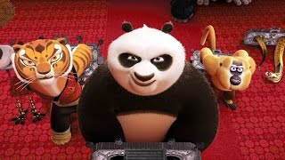 Kung Fu Panda The Video Game Full Movie All Cutscenes Cinematic