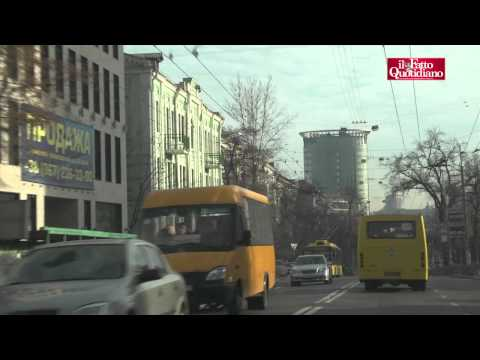 Viaggio in Ucraina: da Sloviansk a Kiev, dove il diritto alla salute è un incubo