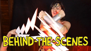Wonder Woman - Homemade Behind the Scenes
