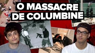 O CHOCANTE MASSACRE DE COLUMBINE