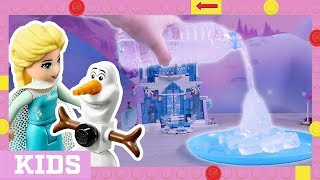 Turn Water into Ice instantly! Frozen Fun Kids Activity