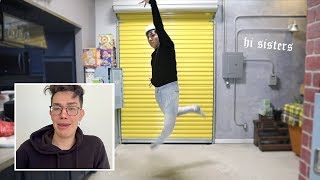 Dancing to James Charles Apology Video