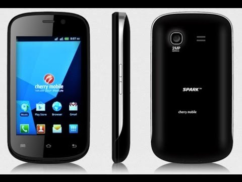 SparkTV Cherry Mobile Hard Reset Complete Procedure