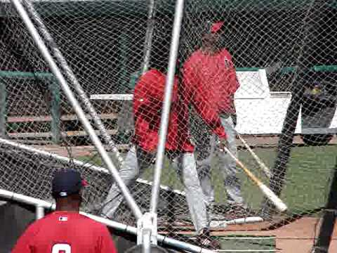 Vladimir Guerrero of the Los Angeles Angels of Anaheim Video