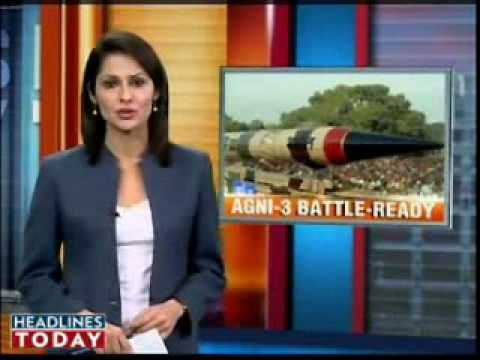 Agni-3 Missile  Battle-Ready - India is Superior to China in Missile technology