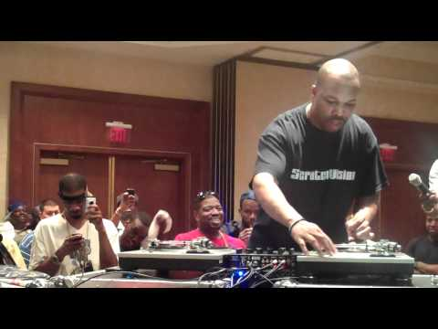 Dj Scratch Going In  The Core Djs Retreat Xiv In Miami video