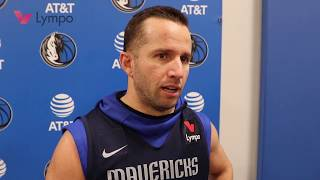 J.J. Barea on the Mavericks' upcoming game in Mexico City