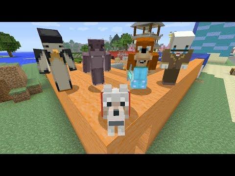 Minecraft Xbox - Mouse Maze [182]