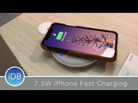 CES 2018: Anker's New Wireless Chargers Were Made for iPhone X