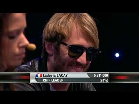 EPT9 – SanRemo. Main Event, FinalTable. E1