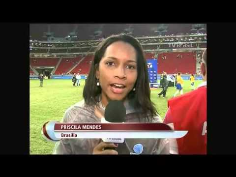 Mais de 12 mil pessoas foram ver a final de futebol feminino