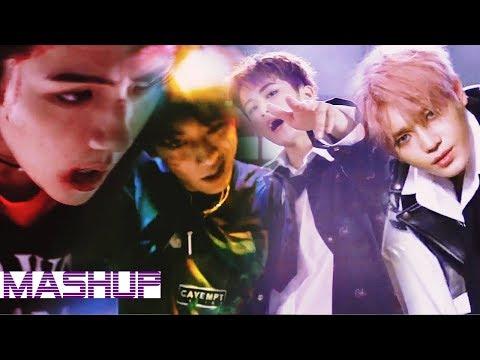 NCT 127/EXO - Cherry Bomb/Monster ( MashUp ♪ )