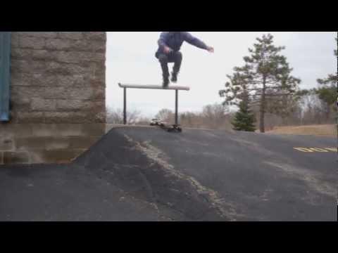 The Longboard Hippie Jump