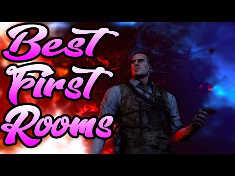 Top 5 Best Starting Rooms in Call of Duty Zombies! - Black Ops 3, Black Ops 2, Black Ops 1