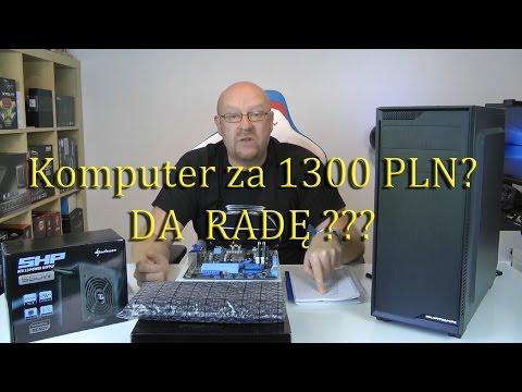 Komputer  Za 1300 Pln Z Używanych Części - Test Wydajności
