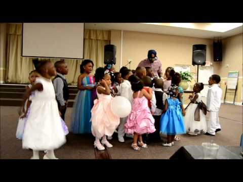 Little Angels Learning Center Prom 2014
