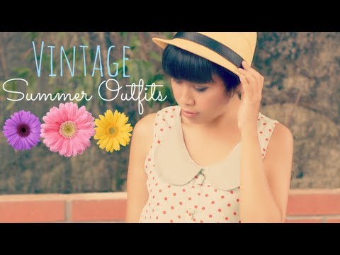 Summer Lookbook 2013 : Cute Picnic Outfit Ideas