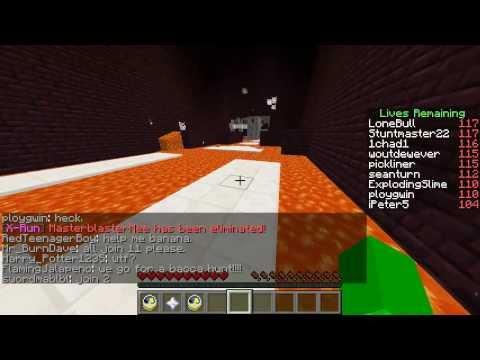 Minecraft - XRun - #1 - Беги, просто беги