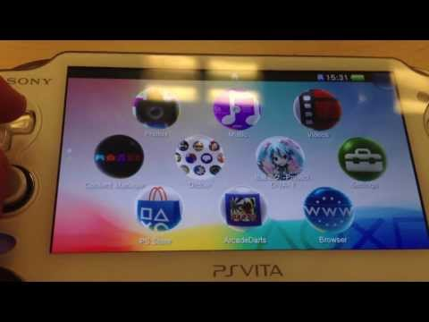 PS Vita: Arcade Darts (and more) Exploits for firmware 2.60