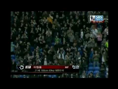 Chung-Yong Lee - Rising star of Bolton Wanderers Video