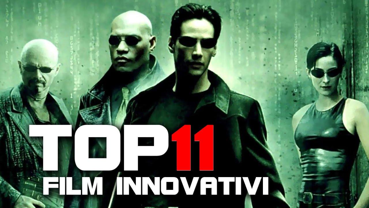 TOP 11 | Film più innovativi [HD]