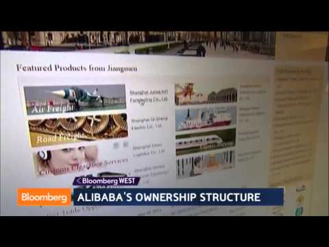 Why Alibaba Is Using a Dual Class Share Structure  Video