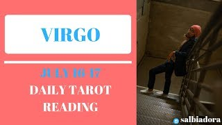 "VIRGO - ""HOW CAN WE MAKE THIS WORK?"" JULY 16-17 DAILY TAROT READING"