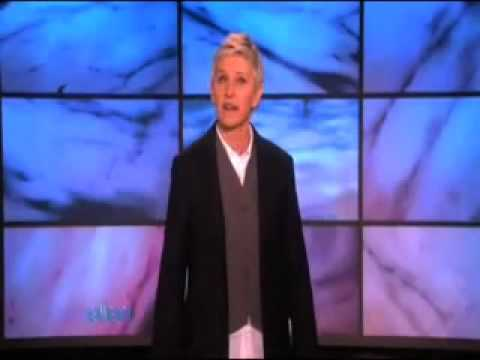 Ellen DeGeneres talks about Portia De Rossi - The Best Of, Part 4