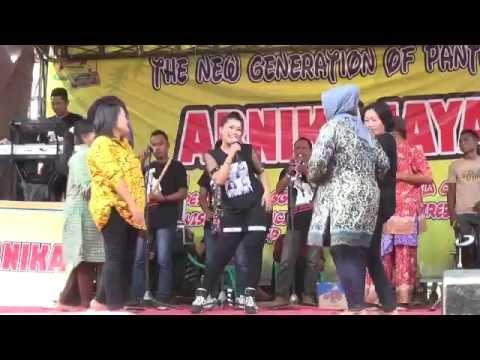 Rambut Teles -  Lina Paulina - Arnika Jaya Live Suranenggala