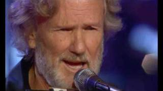 Watch Kris Kristofferson Why Me video