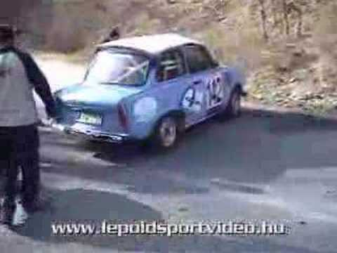Trabant Crash