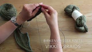 Vikkel Braid Tutorial