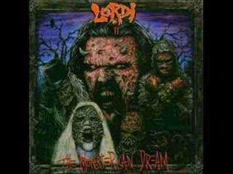 Lordi - Magistra nocte
