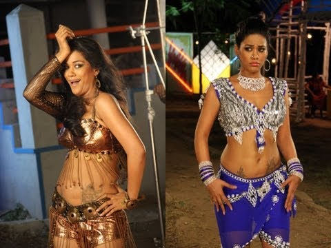 Mumaith Khan Sexy Hot Photoshoot video