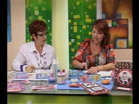 Habil&Dades Con Raquel - Alejandra Abasalo 1/4 Jabón, Tarjeta y Bolso Decorado con Papel