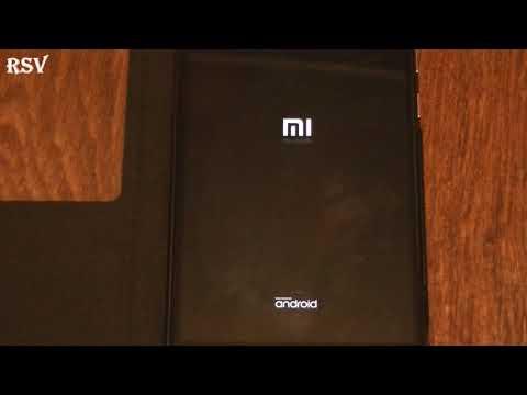 Xiaomi Redmi Note 4X - прошивка смартфона на русский язык