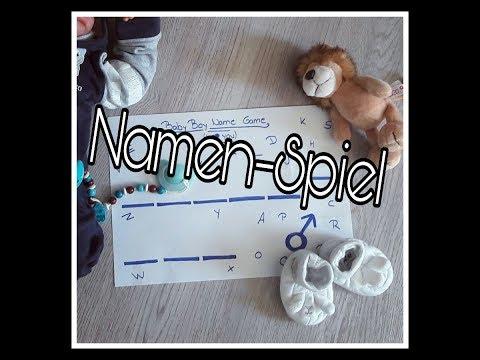 Baby´s Namen Spiel | Wie wird mein neues Baby heißen ? || Reborn Baby Deutsch