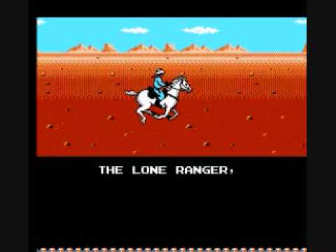 Obscure Game Theater - Lone Ranger - NES Part Eighteen